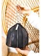Limoya Limoya Tatana  Detaylı Kadın El Çantası Siyah
